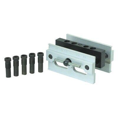 Doweling Jig Self Centering Wood Dowel Tool Clamp tool Precise Drilling New