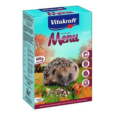 VITAKRAFT Alimentación Del Erizo 600G Comida - Seca Para Alimento Especial