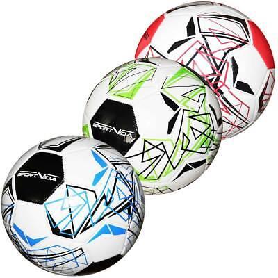 FUSSBALL TRAININGSBALL von SPORTVIDA 3 Farben GRÖßE 5
