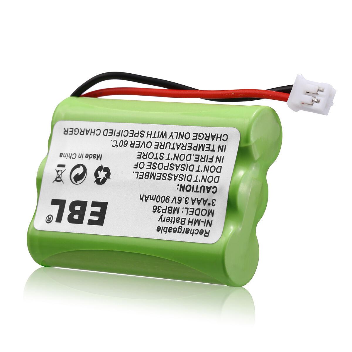 900mAh 3.6V Baby Monitor Battery for Motorola MBP27T MBP33 M