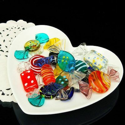 12pcs/Set Vintage Glass Sweets Wedding Party Candy Birthday Holiday Decor Gift
