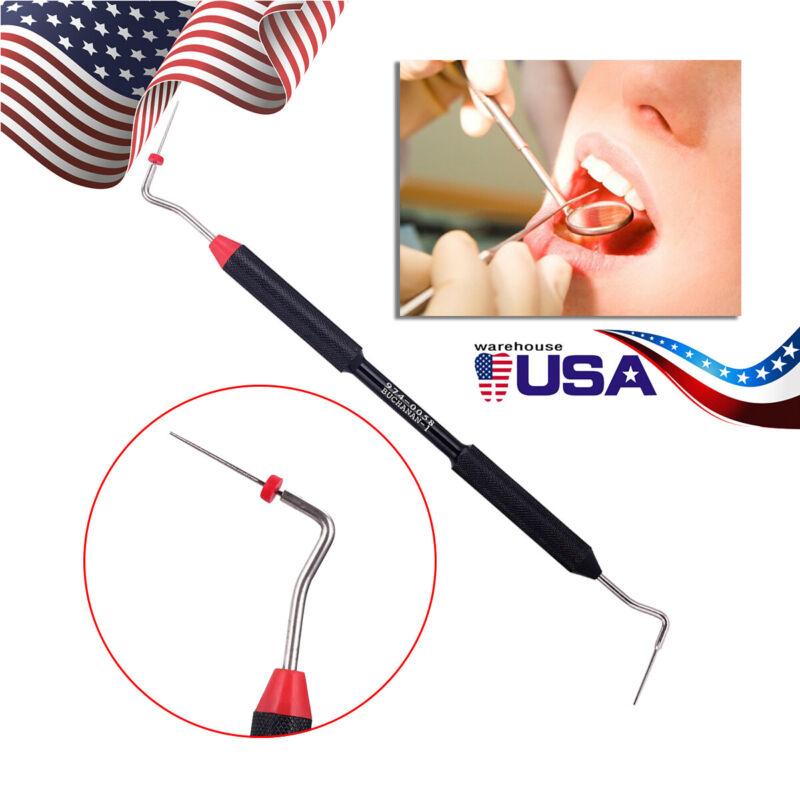 #1 Dental Endodontic Sybronendo Buchanan Hand Plugger  Fill Obturation NiTi Tip