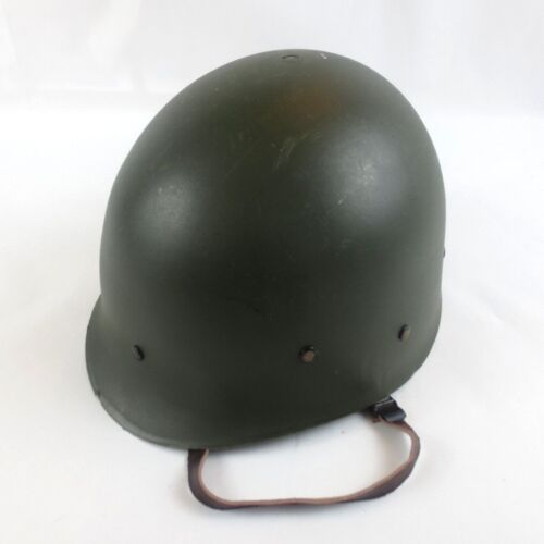 Plastic Army Helmet Military Cosplay Costume Zombie Soldier w Suspension Strap