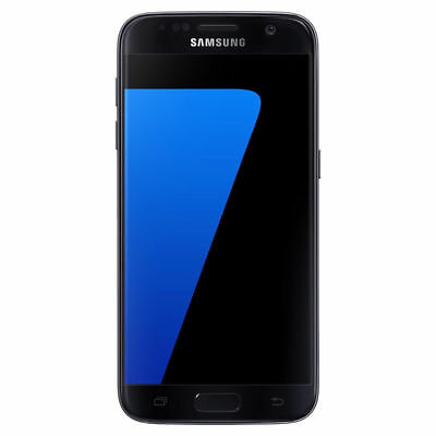 Samsung Galaxy S7 SM-G930T - 32 GB Black TMOBILE GSM UNLOCKED Smartphone MRF (Tmobile Handy Samsung)