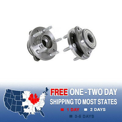 Ford Windstar Wheel Bearing - 2 Front Wheel Hub Bearing Assembly For 1999 2000 2001 2002 2003 Ford Windstar