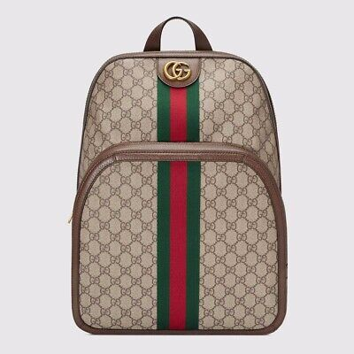 Gucci GG Supreme Ophidia Backpack