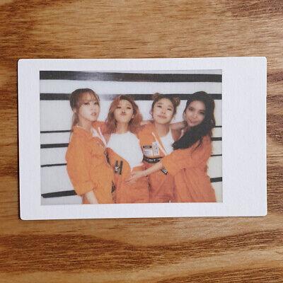 Mamamoo Group Official Photocard Mamamoo 1st Album Melting Kihno Kpop