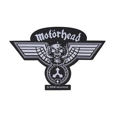 Motorhead War-Pig Medal Patch Hammered Art Heavy Metal Music Sew-On Applique