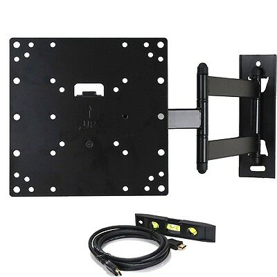 "LED LCD TV Wall Mount for Vizio LG 26 28 29 32 39 40 42"" Articulating E40-D0 COF"