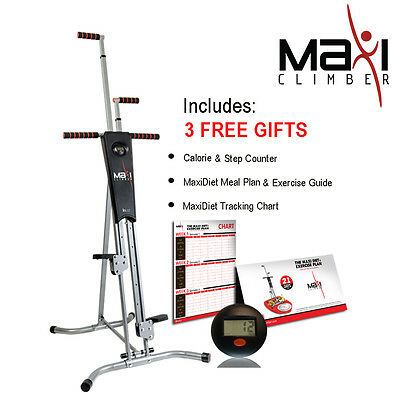 Maxi Climber Vertical Climber - Original / As Seen on TV - (Refurbished)