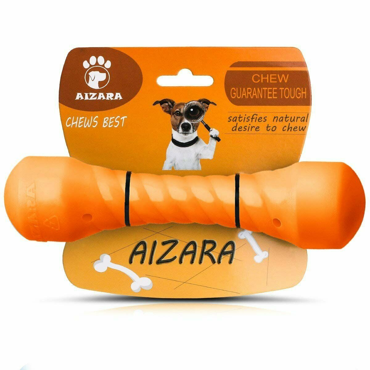 Chew Toys for Aggressive Chewers, Indestructible Dog Toys To