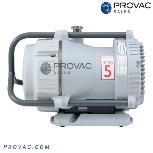 Edwards XDS-5 Scroll Pump, Rebuilt by Provac Sales, Inc.