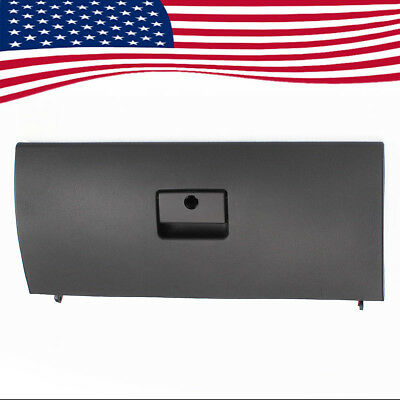 Black Door Lid US Ship Glove Box Cover for Volkswagen Golf JETTA A4 MK4 (Glove Box Lid Door)