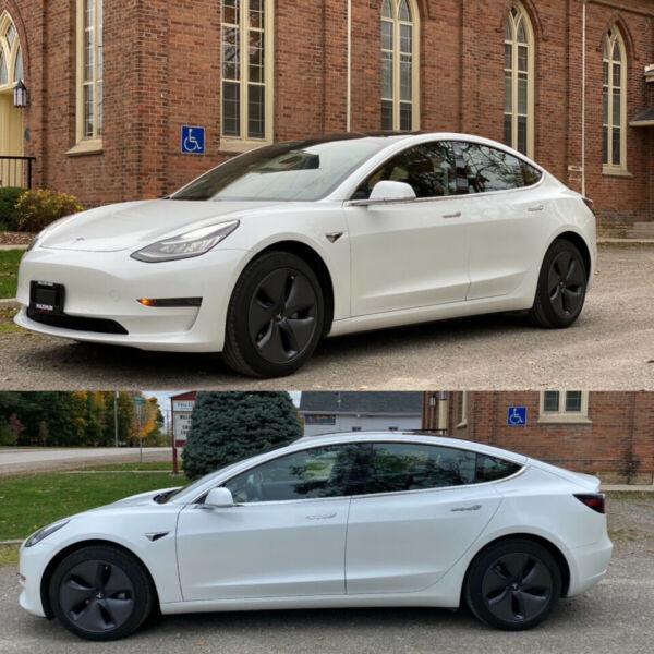 2020 Tesla Model 3 Standard Range Plus- ACCIDENT FREE ...