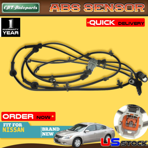Replacement Parts Set of 2 Rear Left and Right ABS Wheel Speed ...