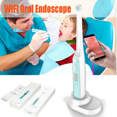 Oral Dental Wifi Intraoral Camera Endoscope Hd Wireless Led Photo Android Ios