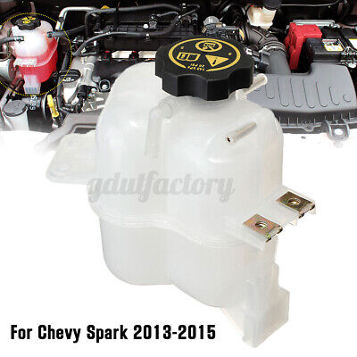 95352005 Radiator Coolant Expansion Header Tank W/Cap For Chevy Spark 2013-2015