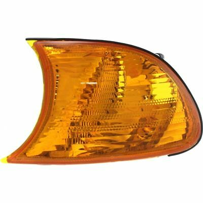 for 1999 2000 2001 BMW 3 Series Coupe LH Driver Side Left Park Signal Lamp Amber