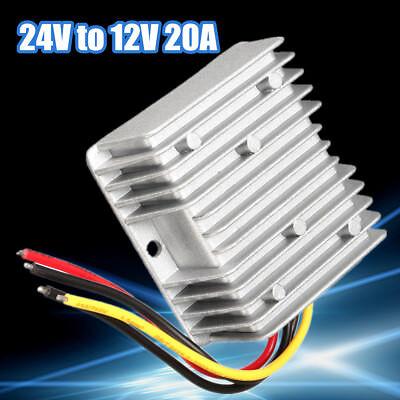 Dcdc Regulator Adapter 24v To 12v 20a 240w Step-down Converter Electric Motor