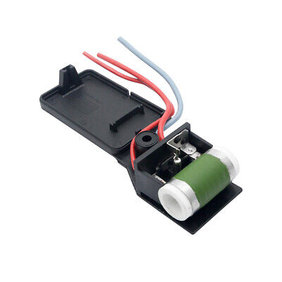 Radiator Fan Motor Switch Resistor 17117541092R For MINI Cooper R50 R52 R53 UK