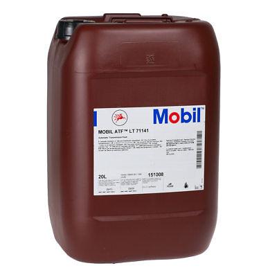Mobil 1 ATF LT 71141 Automatikgetriebeöl Getriebeöl 20 Liter MB 236.11 Voith VW Mobil 1 Getriebeöl