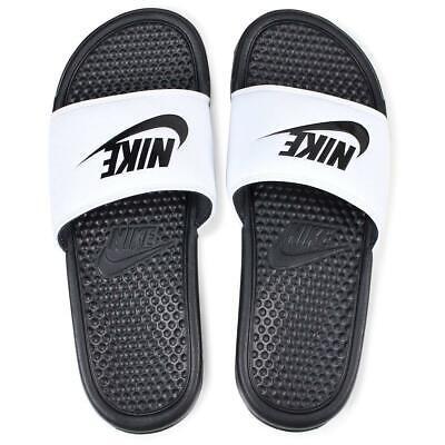 Men's Nike Benassi JDI Beach Flip Flops Sandals Indoor Pool Sliders