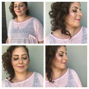 Bridal and glamour makeup artist and also hairdresser available Wollongong Wollongong Area Preview