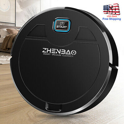 Sweeping Robot Vacuum Cleaner Intelligent Automatic Floor Edge Suction Sweeper