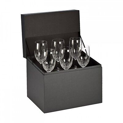 Waterford Crystal Lismore Essence Iced Beverage Gift Set, Set of 6 ()
