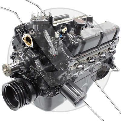 NEW Volvo Penta 5.0L 302 Long Block Base Engine EFI Boat Motor OMC Ford Marine