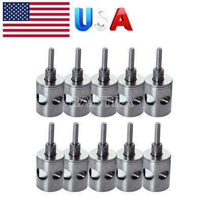 10pcs Dental Turbine Cartridge For Nsk Pana Air Standard Head Wrench Handpiece
