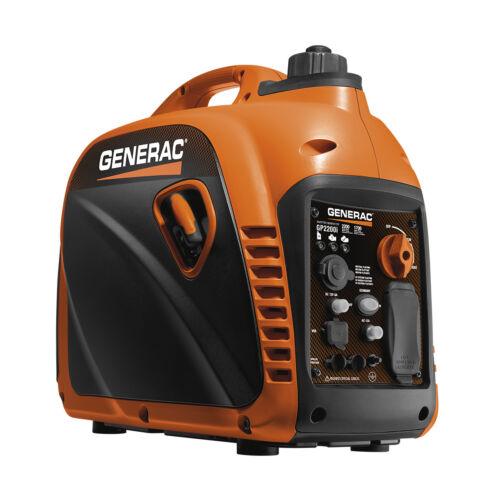 Generac 7117 GP2200i - 2200 Watt Portable Inverter Generator, CSA/CARB