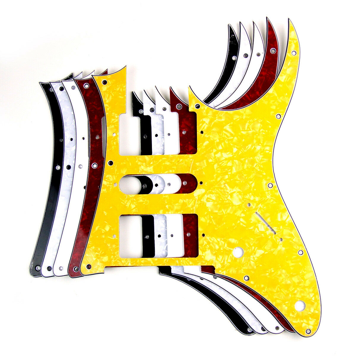 TRUSS ROD COVER for IBANEZ JEM Electric Guitar 11 colours screws