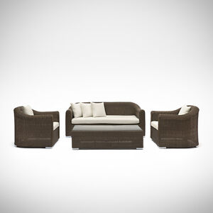 NEW-Outdoor-4-Piece-Quality-Rattan-Wicker-Sofa-Lounge-Set