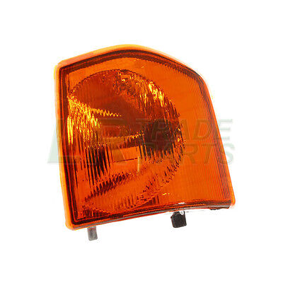 LAND ROVER DISCOVERY 1 NEW FRONT LHS N/S AMBER INDICATOR LIGHT LAMP - XBD100770