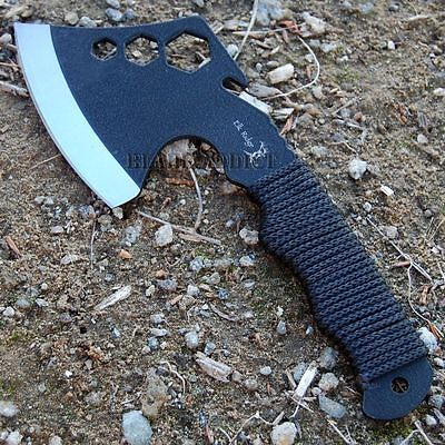 """9.5"""" ZOMBIE SURVIVAL TOMAHAWK THROWING AXE BATTLE Hatchet knife hunting camping"""
