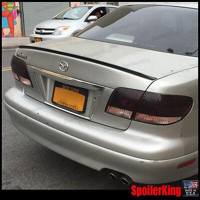 Mazda Millenia Rear Spoiler - (244L) Rear Trunk Lip Spoiler Wing (Fits: Mazda Millenia 1995-02) SpoilerKing