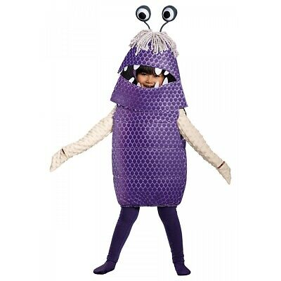 Inc Toddler Kids Halloween Fancy Dress (Monsters Inc Halloween-kostüme)