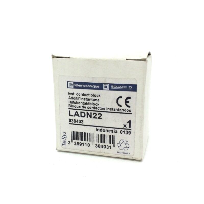 Auxilary Contact Block 038403 Telemecanique LADN22