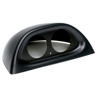 AutoMeter 10001 Mounting Solutions Dual Gauge Dash Pod Fits 94-04 Mustang