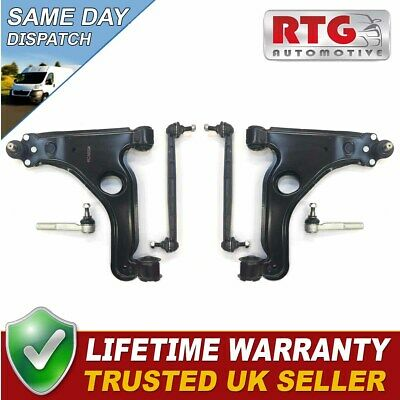 Front Suspension - Lower Wishbone Arms + Stabiliser Drop Link Bars SSK47-13