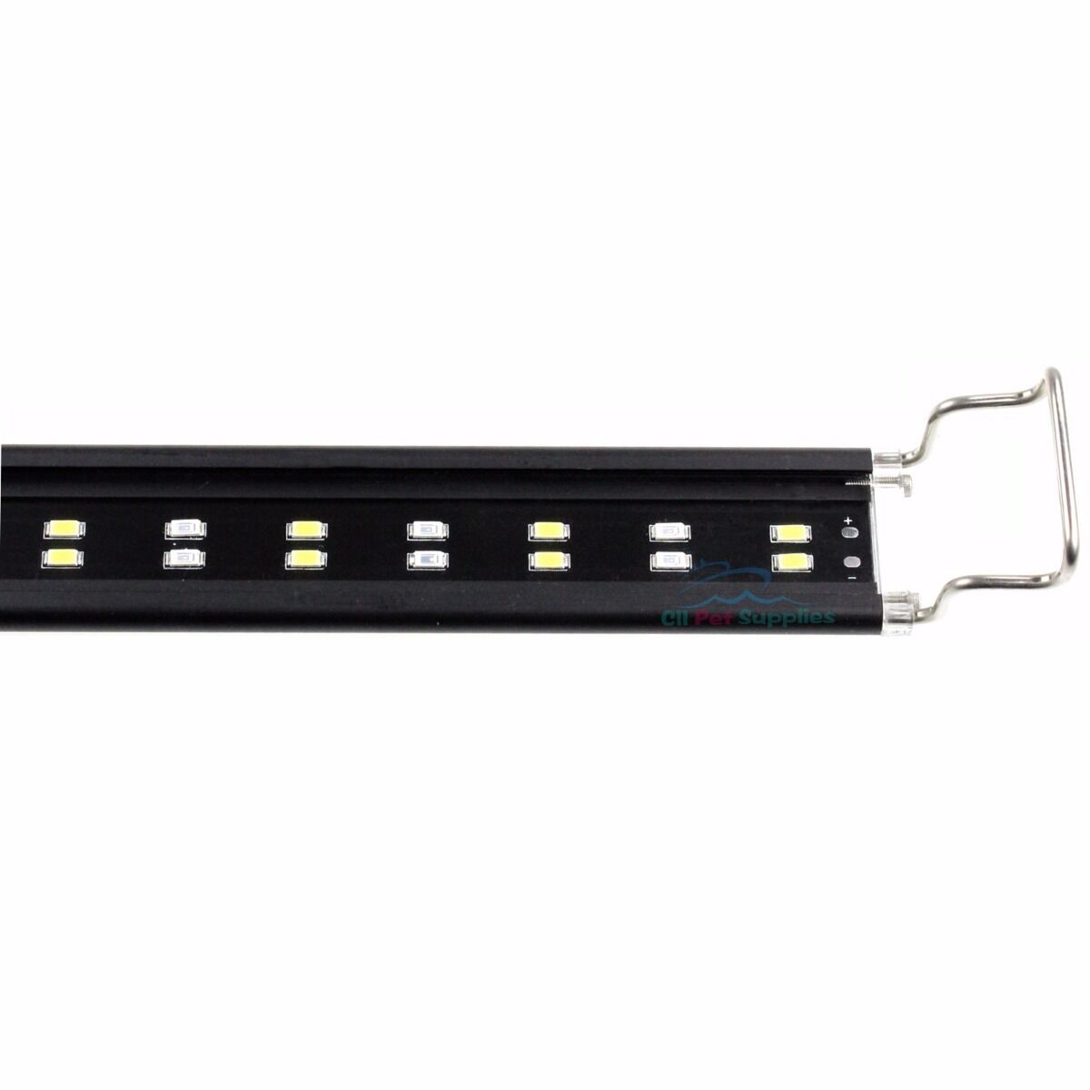 Specially designed combination of blue, red and green light will stimulate aquatic plant growth 1