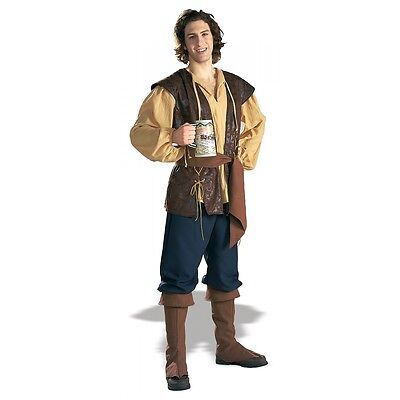 Innkeeper Costume Grand Heritage Collection Dlx Medieval Renaissance Tavern Man (Tavern Man Costume)