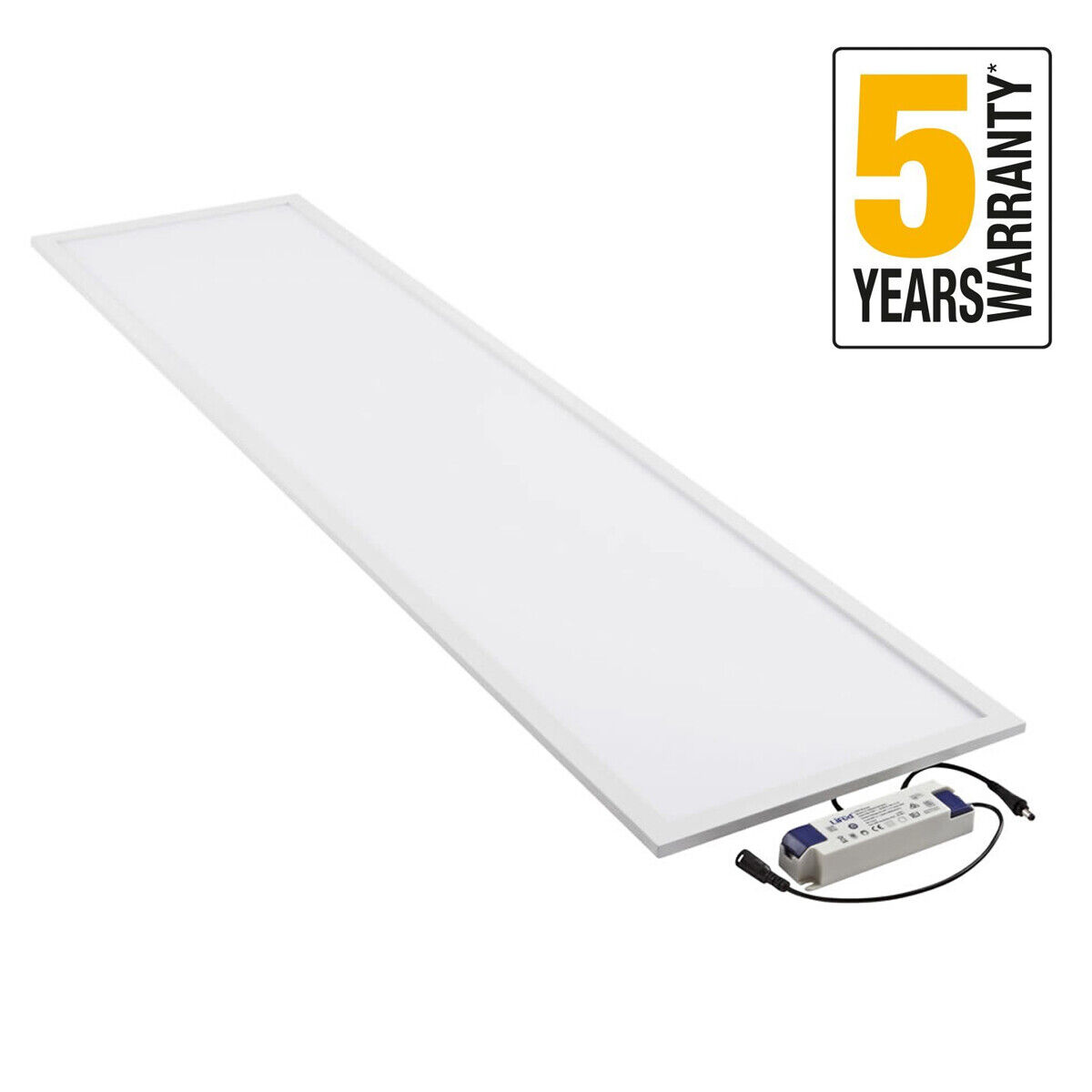 48W LED Panel 1200 x 300 Recessed Ceiling Flat Down Light ✔Warm✔Cool✔Daylight