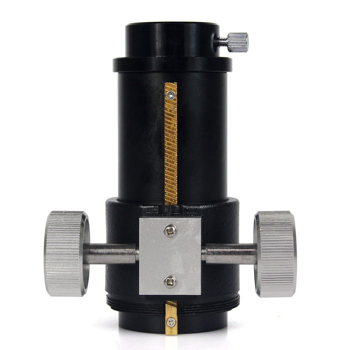 Details about Metal 1 25inch R&P Astronomy Telescope Focuser Rack Pinion  for Refraction Type
