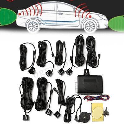 Auto Parking Sensor - 8 Sensors Car Auto Parking Sensor Kit Reversing Backup Radar Detector System
