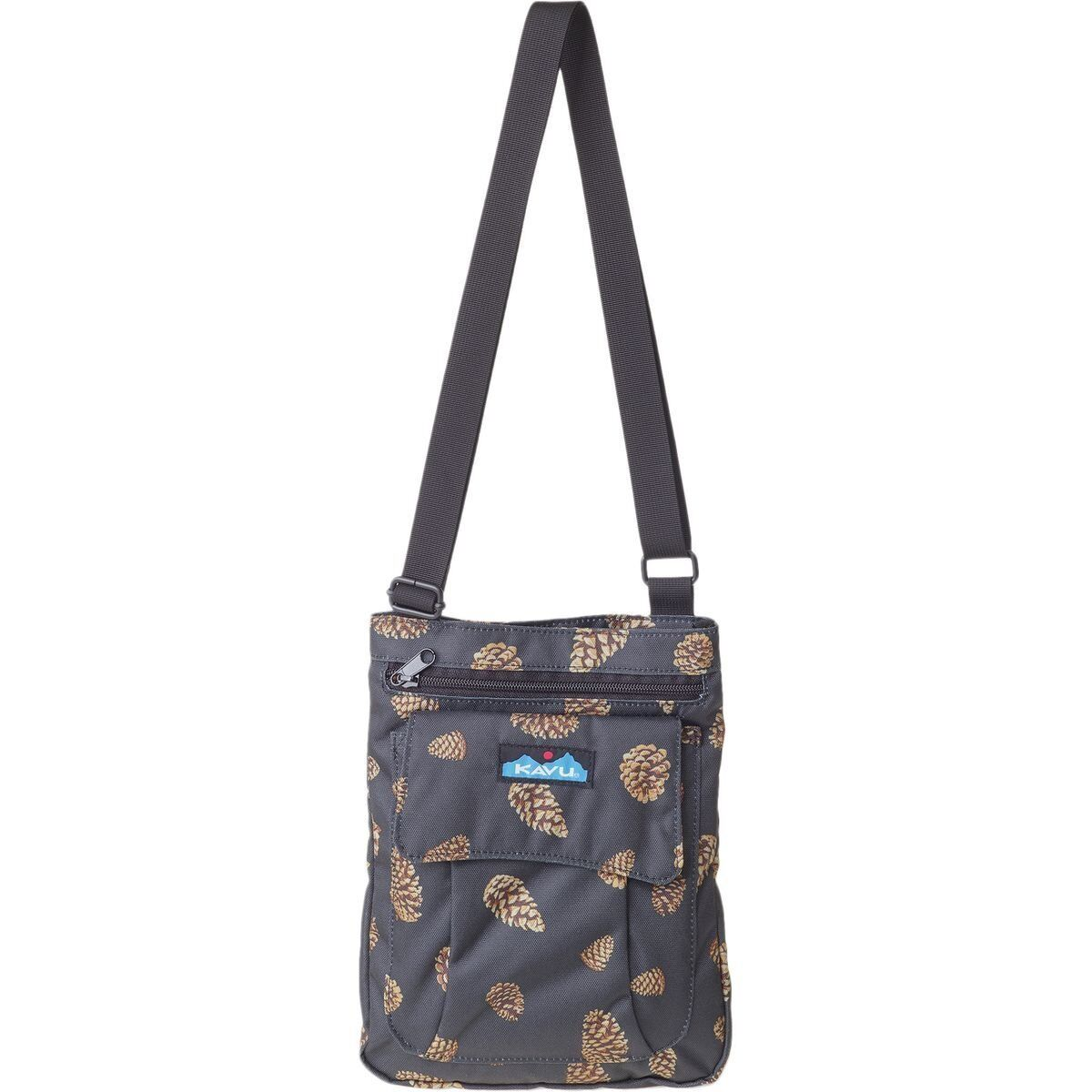 Kavu Womens For Keeps Cross Body Bag - With Adjustable Strap