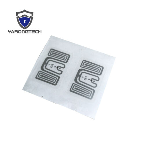 Rfid UHF tag Impinj MONZA M4E F43 6C 860~960MHZ small size sticker (Pack of 20)