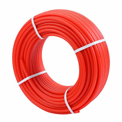 12 In X 300 Ft Radiant Floor Heating Pex Pipe Tubing O2 Barrier Line Hose Flex
