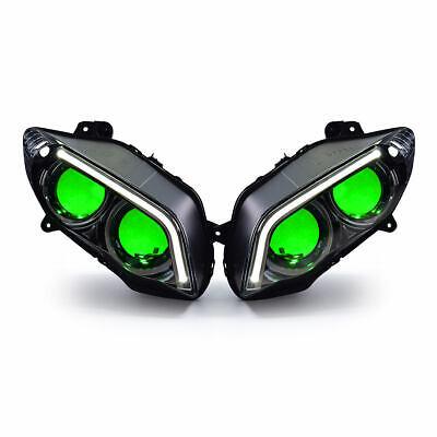 KT LED Headlight for Yamaha YZF R1 2004-2006